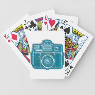 I Still Shoot Film Holga Logo Bicycle Playing Cards