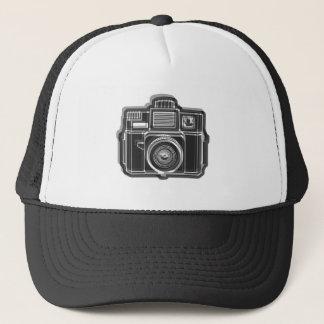 I Still Shoot FIlm Logo Black Trucker Hat