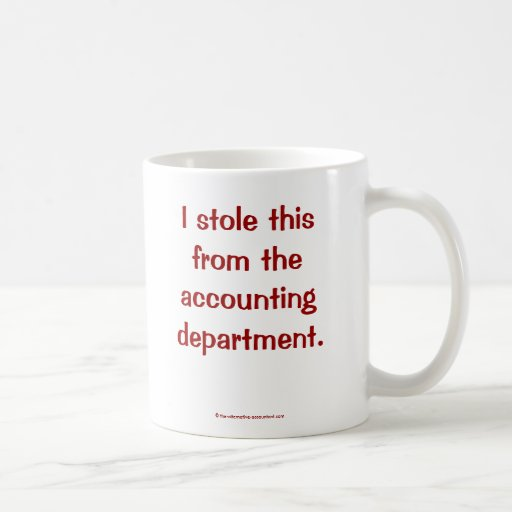 I stole this from the ....department! Customisable Mugs