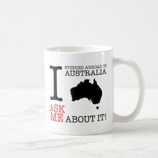 I Study Abroad in Australia Mug! Coffee Mug