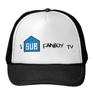 I Sub Fanboy Hat