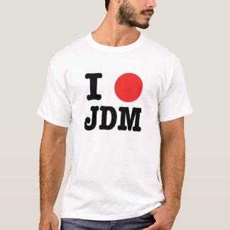 I [Sun] JDM Shirt
