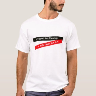 I Support Gay Marriage Tee