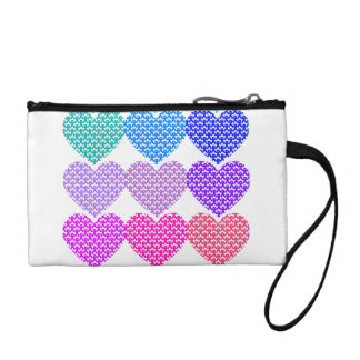 I Support Illness Awareness - two-sided wristlet
