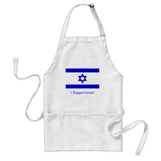 I Support Israel Standard Apron