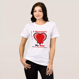 I Support my Son (Epidermolysis Bullosa Awareness) T-Shirt