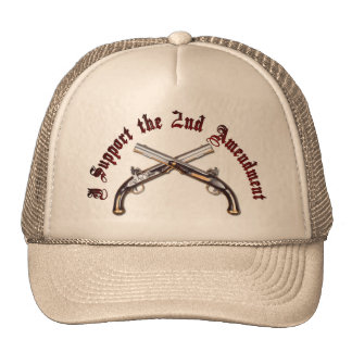 I Support the 2nd Amendment Cap