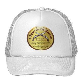 I Support the 2nd Amendment Trucker Hat