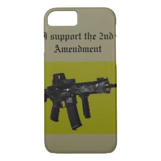 I support the 2nd Amendment iPhone 7 Case