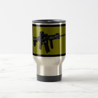 I support the 2nd amendment stainless steel travel mug