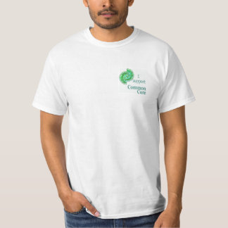 I Support the Common Core Mens M T Shirt