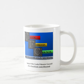I support the Cystic Fibrosis Council Coffee Mug