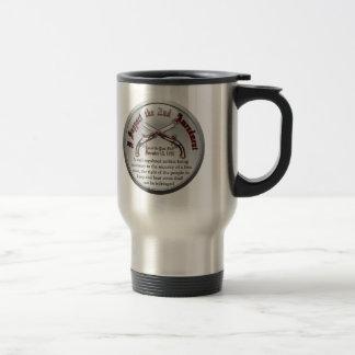 I Support the Second Amendment Coffee Mug