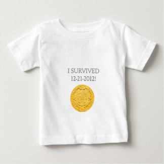 """""""I Survived 12-21-2012"""" Infant T-Shirt"""