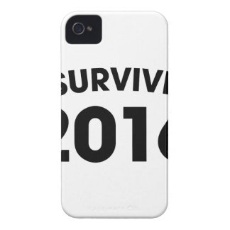 I Survived 2016 Case-Mate iPhone 4 Cases