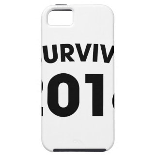 I Survived 2016 iPhone 5 Case