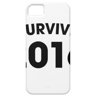 I Survived 2016 iPhone 5 Cases