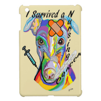 I Survived a Nursing Career iPad Mini Cover