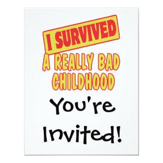I SURVIVED A REALLY BAD CHILDHOOD CARD