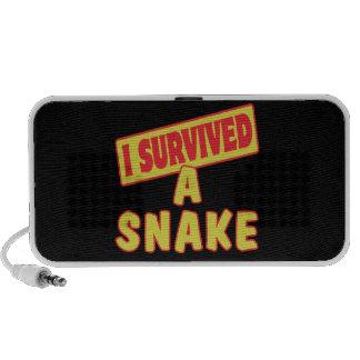 I SURVIVED A SNAKE MINI SPEAKER
