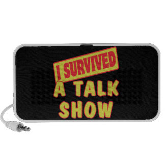 I SURVIVED A TALK SHOW iPhone SPEAKER