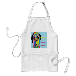 I Survived a Teaching Career Standard Apron