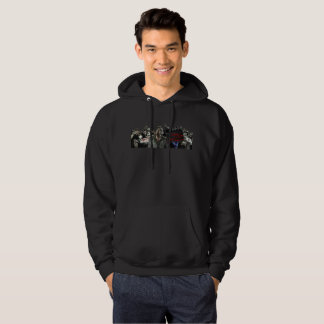 I SURVIVED A WEEK AT GIFTS ZOMBIE MEN'S HOODIE