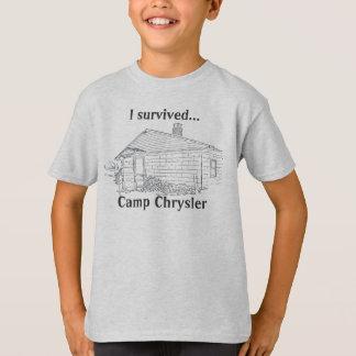 I Survived Camp Chrysler T-Shirt