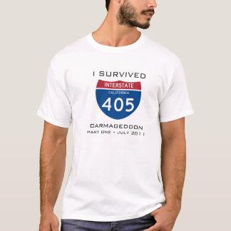 I Survived Carmageddon T-Shirt
