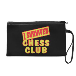 I SURVIVED CHESS CLUB WRISTLET