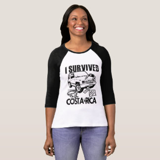 I Survived Costa Rica T-Shirt