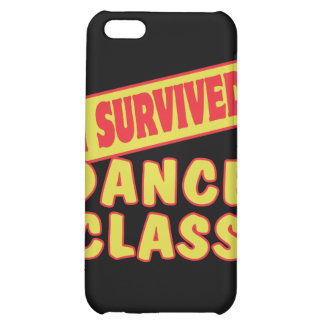 I SURVIVED DANCE CLASS iPhone 5C CASES