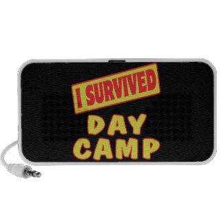 I SURVIVED DAY CAMP MP3 SPEAKER