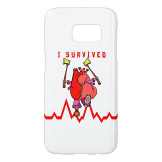 I survived heart trauma