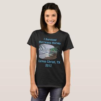 I Survived Hurricane Harvey 2017 (Corpus Christi) T-Shirt