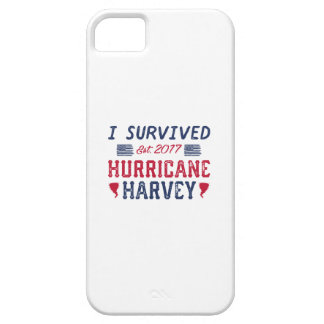 I Survived Hurricane Harvey Case For The iPhone 5