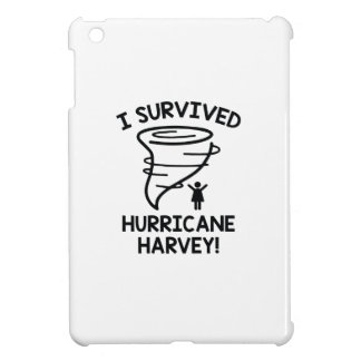I Survived Hurricane Harvey iPad Mini Cover