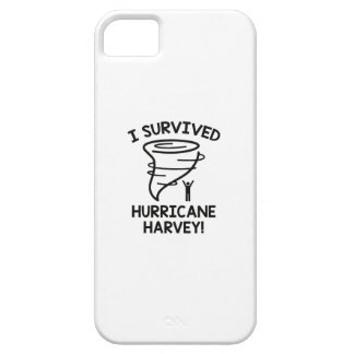 I Survived Hurricane Harvey iPhone 5 Cases
