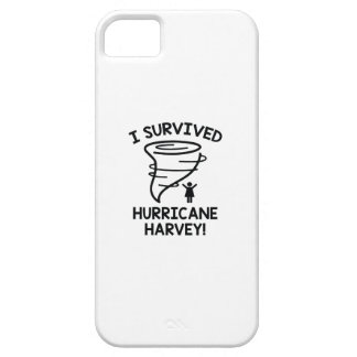 I Survived Hurricane Harvey iPhone 5 Cover