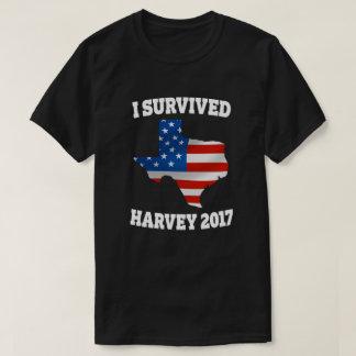 I survived Hurricane Harvey mens Texas Shirt