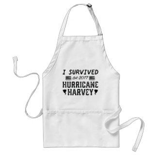 I Survived Hurricane Harvey Standard Apron