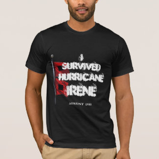 I Survived Hurricane Irene 2011 T-Shirt