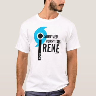 I Survived Hurricane Irene T-Shirt 1