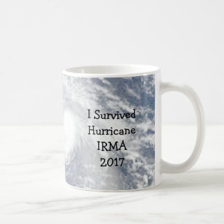 I Survived Hurricane IRMA 2017 Coffee Mug