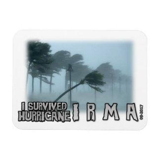 I survived Hurricane Irma gloom Magnet