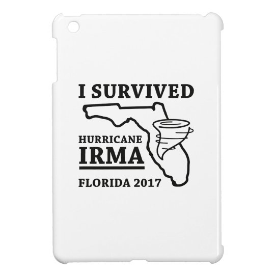 I Survived Hurricane Irma iPad Mini Cases