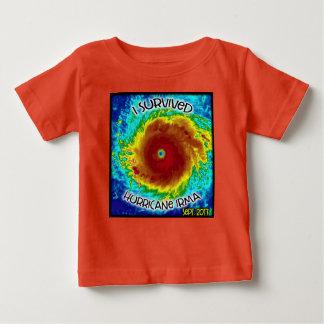 I Survived Hurricane Irma Kid's T Shirt