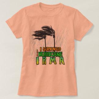 I survived Hurricane Irma rain T-Shirt