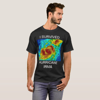 I SURVIVED HURRICANE IRMA T-Shirt