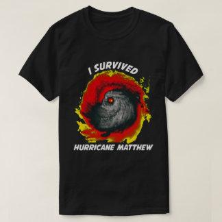I survived Hurricane Matthew 2016 T-Shirt